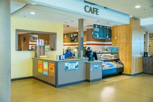 U.S. Bank Gathering Place Coffee Shop