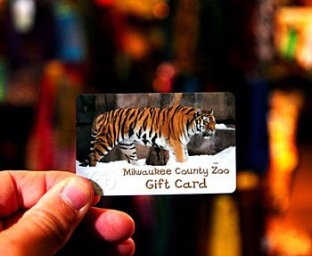 Milwaukee County Zoo Gift Card