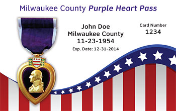 Purple Heart Pass